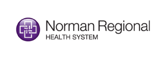 Norman Regional Health System's Logo in association with Absolute Data Shredding