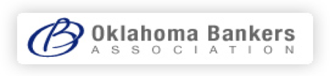 Oklahoma Bankers Association Logo in association with Absolute Data Shredding